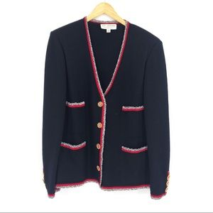 St. John Collection Cardigan Sweater